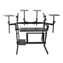 WS8700 PROFESSIONAL WORKSTATION STAND