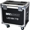 Flight Case für 2 x LEDMH77/127 SERIE
